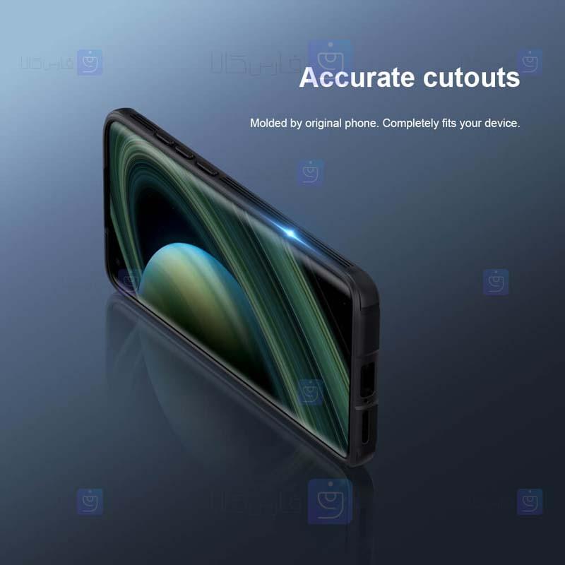 قاب محافظ نیلکین شیائومی Nillkin CamShield Pro Case for Xiaomi Mi10 Ultra