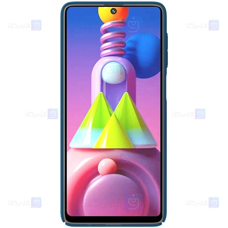 قاب محافظ نیلکین سامسونگ Nillkin Frosted Shield Case For Samsung Galaxy M51