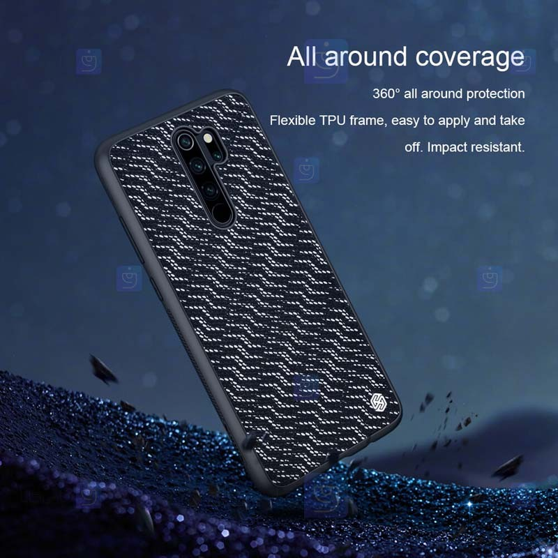 قاب محافظ نیلکین شیائومی Nillkin Twinkle Case For Xiaomi Redmi Note 8 Pro
