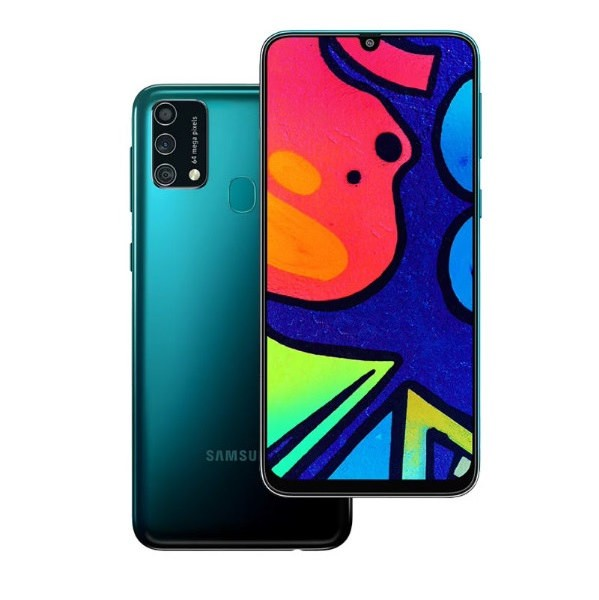 گوشی Samsung Galaxy F41 دو سیم کارت ظرفیت 64 گیگابایت