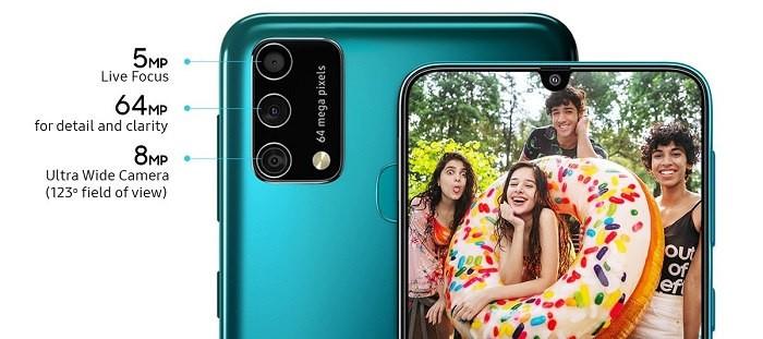 گوشی Samsung Galaxy F41 دو سیم کارت ظرفیت 128 گیگابایت