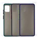 قاب محافظ مات سامسونگ Transparent Hybrid Case Samsung Galaxy A71
