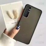 قاب محافظ مات شیائومی Transparent Hybrid Case Xiaomi Mi Note 10 Lite