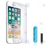 محافظ صفحه شیشه ای تمام صفحه و خمیده یو وی اپل UV Full Glass Screen Protector Apple iPhone 6 6S