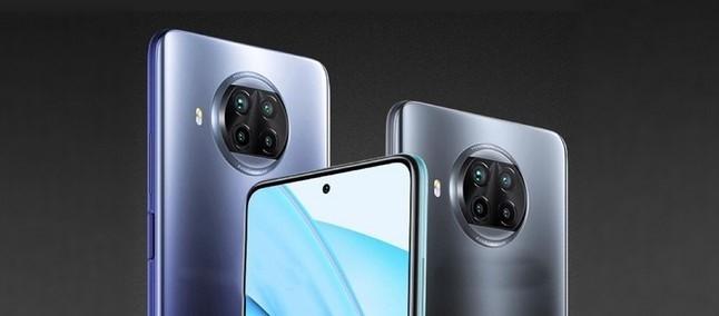 گوشی Xiaomi Mi 10T Lite 5G دو سیم کارت ظرفیت 128 گیگابایت