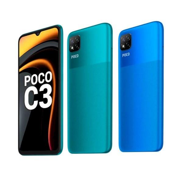 گوشی Xiaomi Poco C3 دو سیم کارت با ظرفیت 4/64 گیگابایت