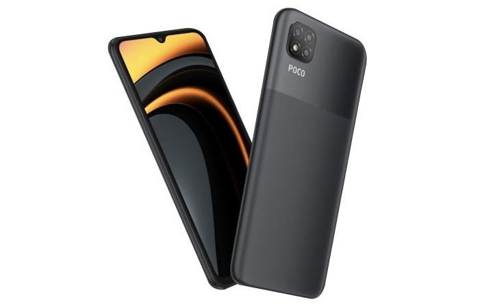 گوشی Xiaomi Poco C3 دو سیم کارت با ظرفیت 3/32 گیگابایت
