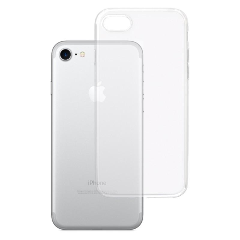 قاب محافظ ژله ای 5 گرمی اپل Clear Jelly Case For Apple iphone 7 8
