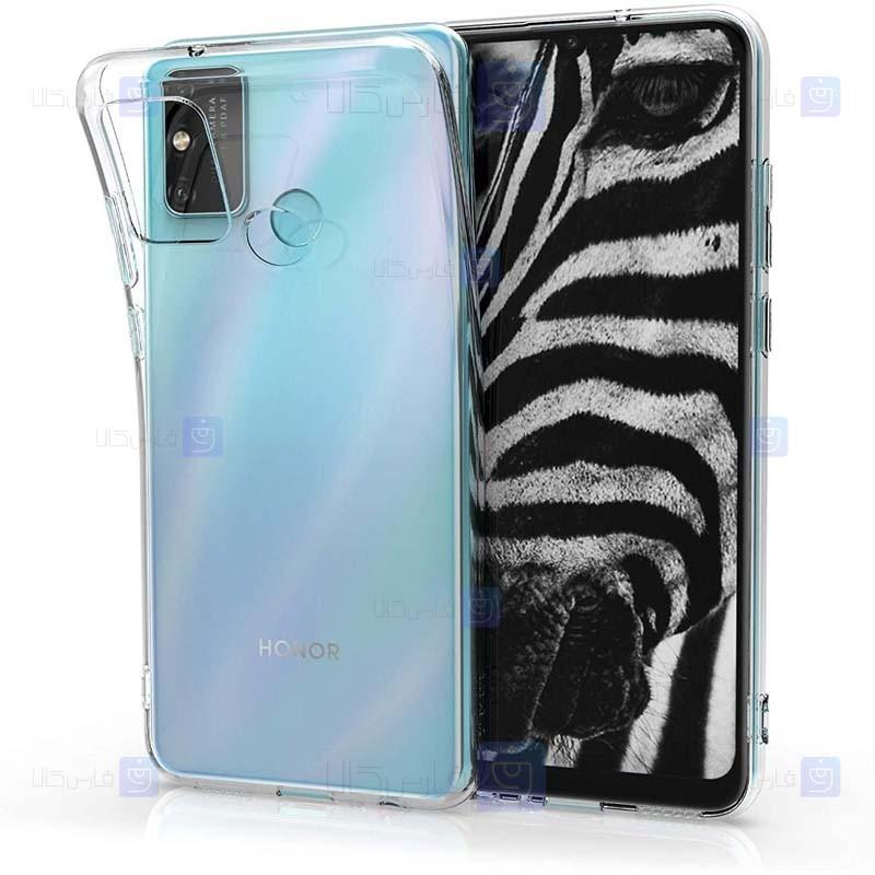 قاب محافظ ژله ای 5 گرمی کوکو هواوی COCO Clear Jelly Case For Huawei Honor 9A Honor Play 9A