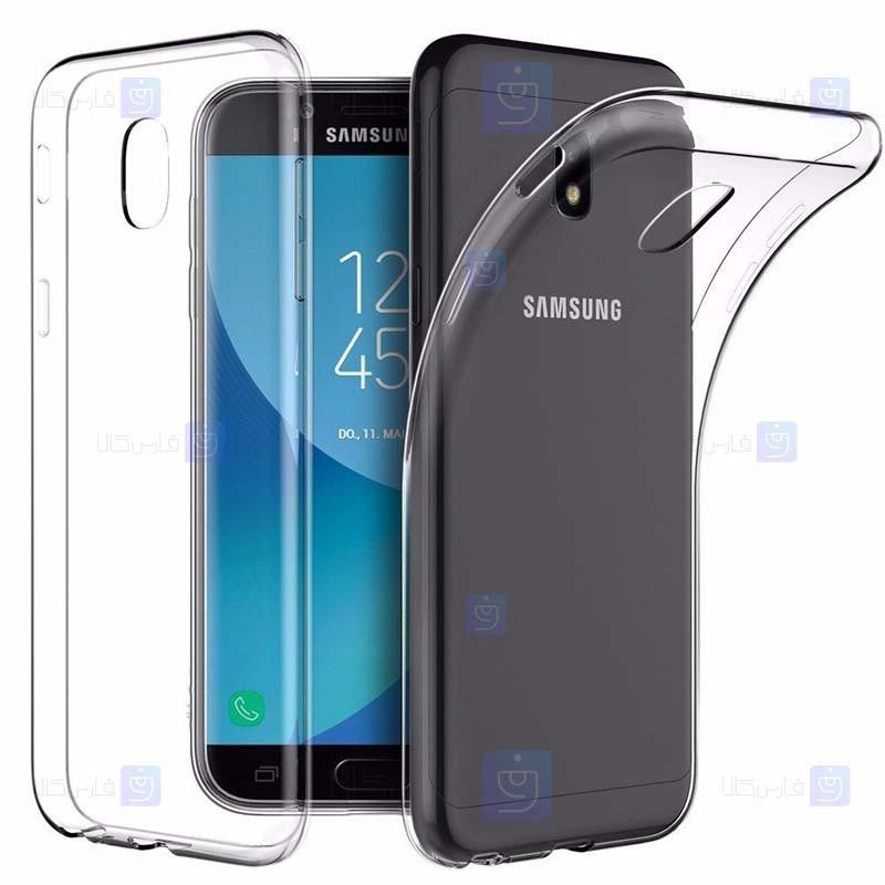 قاب محافظ ژله ای 5 گرمی سامسونگ Clear Jelly Case For Samsung Galaxy J3 Pro