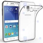 قاب محافظ ژله ای 5 گرمی سامسونگ Clear Jelly Case For Samsung Galaxy J7