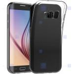 قاب محافظ ژله ای 5 گرمی سامسونگ Clear Jelly Case For Samsung Galaxy S6 edge