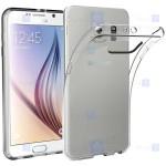 قاب محافظ ژله ای 5 گرمی سامسونگ Clear Jelly Case For Samsung Galaxy S6