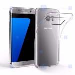 قاب محافظ ژله ای 5 گرمی سامسونگ Clear Jelly Case For Samsung Galaxy S7 edge