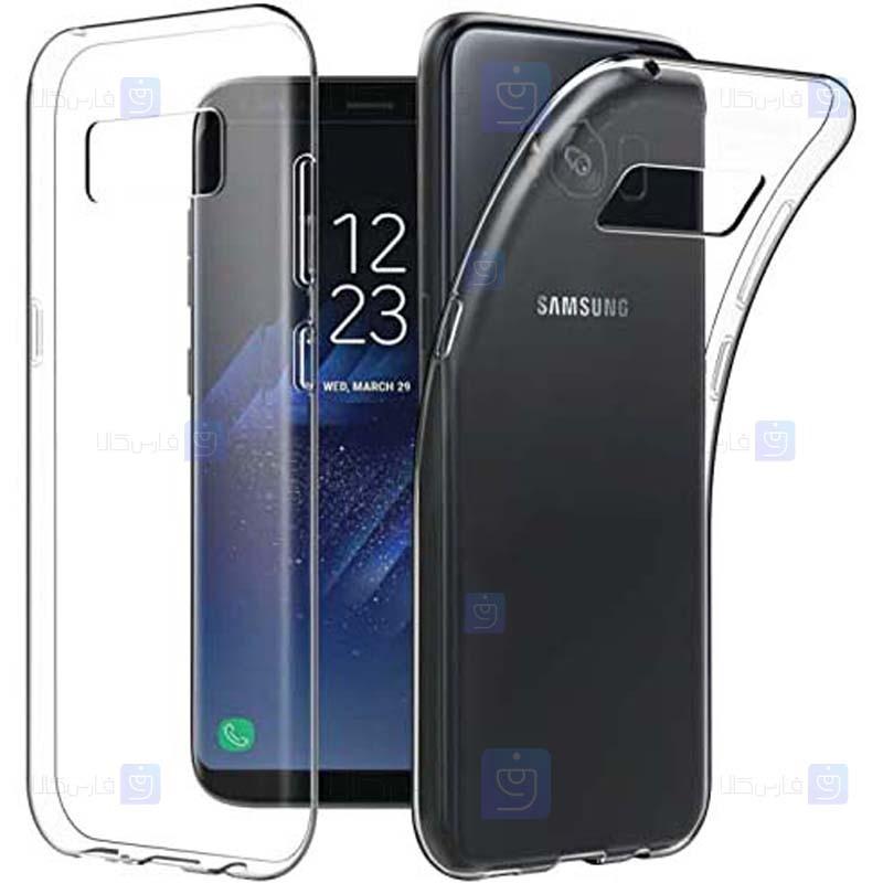 قاب محافظ ژله ای 5 گرمی سامسونگ Clear Jelly Case For Samsung Galaxy S8