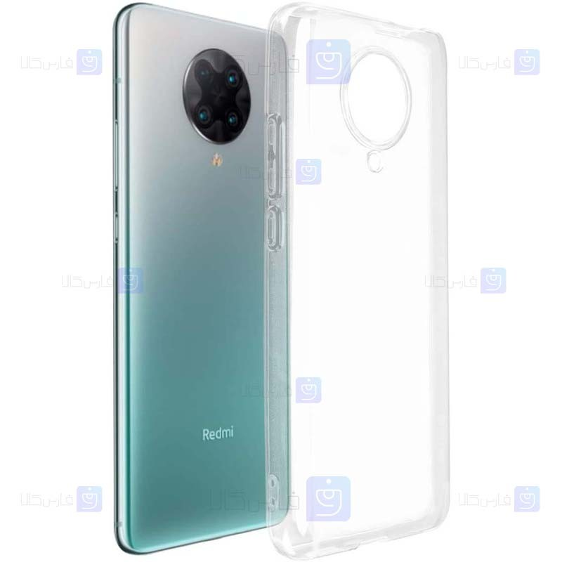 قاب محافظ ژله ای 5 گرمی کوکو شیائومی Coco Clear Jelly Case For Xiaomi Redmi K30 Ultra