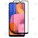 محافظ صفحه نمایش مات تمام چسب با پوشش کامل سامسونگ Full Matte Glass Screen Protector For Samsung Galaxy A20s