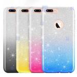 قاب ژله ای اکلیلی اپل Glitter Gradient Color Alkyd Jelly Case Apple iPhone 8 Plus