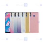 قاب ژله ای اکلیلی سامسونگ Glitter Gradient Color Alkyd Jelly Case Samsung Galaxy M30