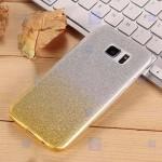 قاب ژله ای اکلیلی سامسونگ Glitter Gradient Color Alkyd Jelly Case Samsung Galaxy Note 5