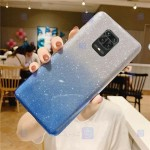 قاب ژله ای اکلیلی شیائومی Glitter Gradient Color Alkyd Jelly Case Xiaomi Redmi Note 9 Pro Note 9 Pro Max Note 9S