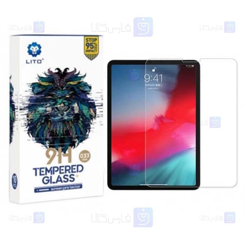 محافظ صفحه نمایش لیتو اپل LITO 9H Screen Protector For Apple iPad Pro 11 20182020