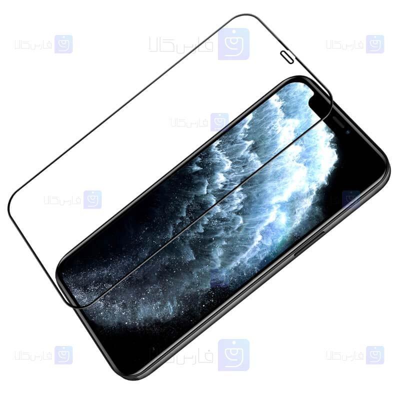 محافظ صفحه نمایش شیشه ای نیلکین اپل Nillkin Amazing CP+ Pro Glass Apple iPhone 12 Mini