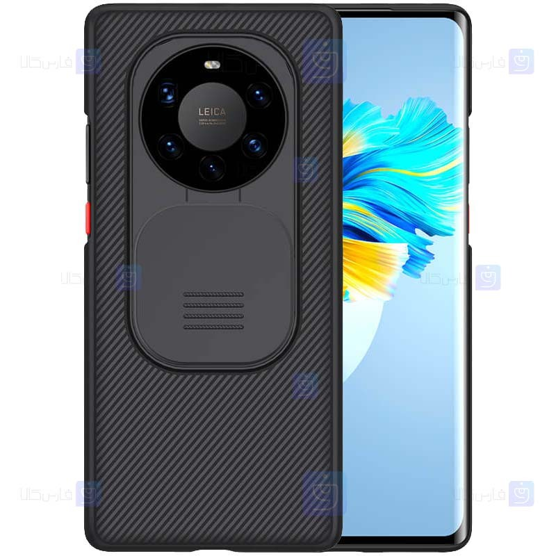 قاب محافظ نیلکین هواوی Nillkin CamShield Case for Huawei Mate 40 Pro Plus