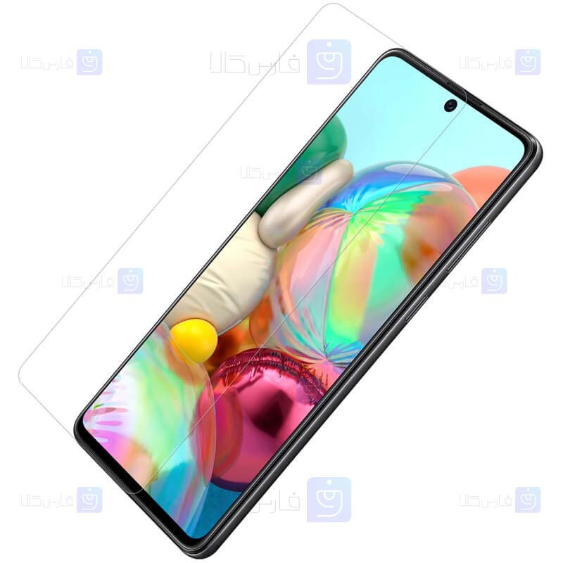محافظ صفحه نمایش شیشه ای نیلکین سامسونگ Nillkin H+ Pro Glass Samsung Galaxy M51