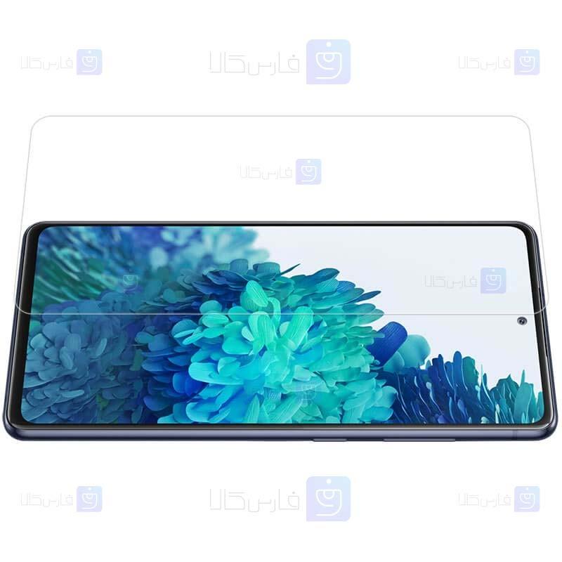 محافظ صفحه نمایش شیشه ای نیلکین سامسونگ Nillkin H+ Pro Glass Samsung Galaxy S20 FE 2020