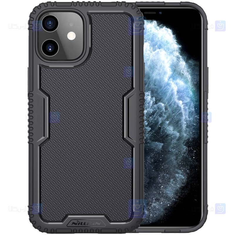 قاب محافظ نیکلین اپل Nillkin Tactics TPU case for Apple iPhone 12 mini