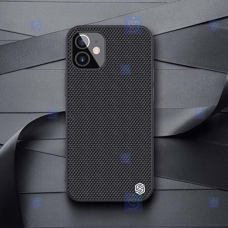 قاب محافظ نیلکین اپل Nillkin Textured nylon fiber Case Apple iPhone 12 mini