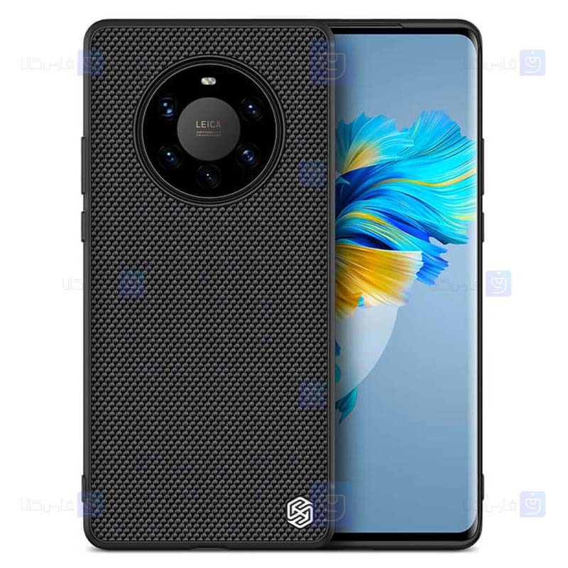 قاب محافظ نیلکین هواوی Nillkin Textured nylon fiber Case Huawei Mate 40 Pro Plus