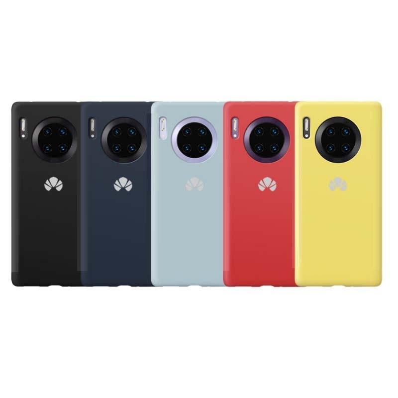 قاب محافظ سیلیکونی هواوی Silicone Case For Huawei Mate 30