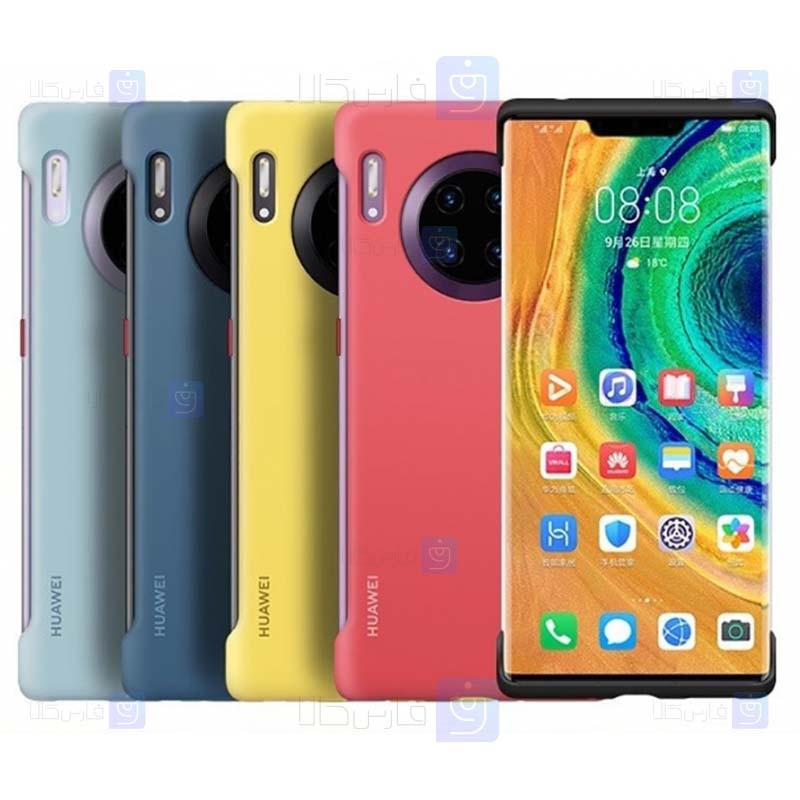 قاب محافظ سیلیکونی شیائومی Silicone Case For Huawei Mate 30 Pro