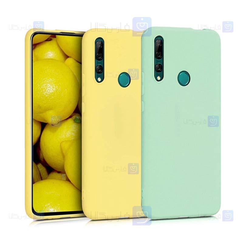 قاب محافظ سیلیکونی هواوی Silicone Case For Huawei Y9 Prime 2019