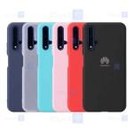 قاب محافظ سیلیکونی هواوی Silicone Case For Huawei nova 5T