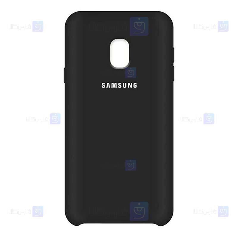 قاب محافظ سیلیکونی سامسونگ Silicone Case For Samsung Galaxy J3 Pro