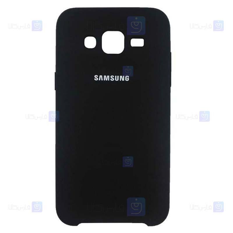 معرفی قاب محافظ سیلیکونی سامسونگ Silicone Case For Samsung Galaxy J5 2016
