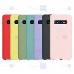 قاب محافظ سیلیکونی سامسونگ Silicone Case For Samsung Galaxy S10e