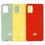 قاب محافظ سیلیکونی شیائومی Silicone Case For Xiaomi Mi 10 Lite 5G Mi10 Youth 5G