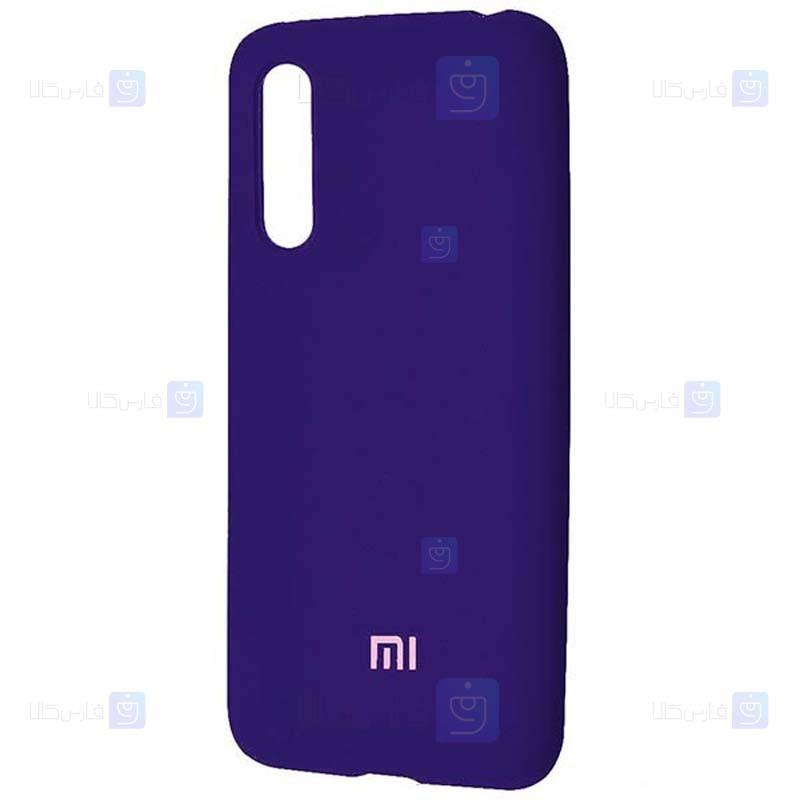 قاب محافظ سیلیکونی شیائومی Silicone Case For Xiaomi Mi 9 Lite / Mi CC9