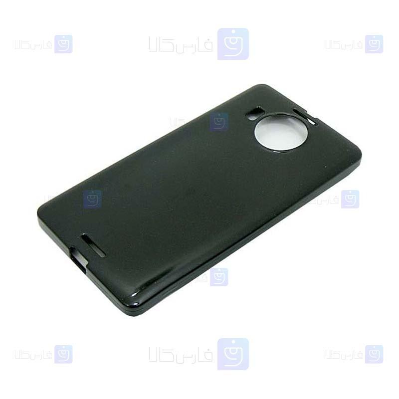 قاب محافظ ژله ای سیلیکونی مایکروسافت Soft Silicone Case For Microsoft Lumia 950 XL