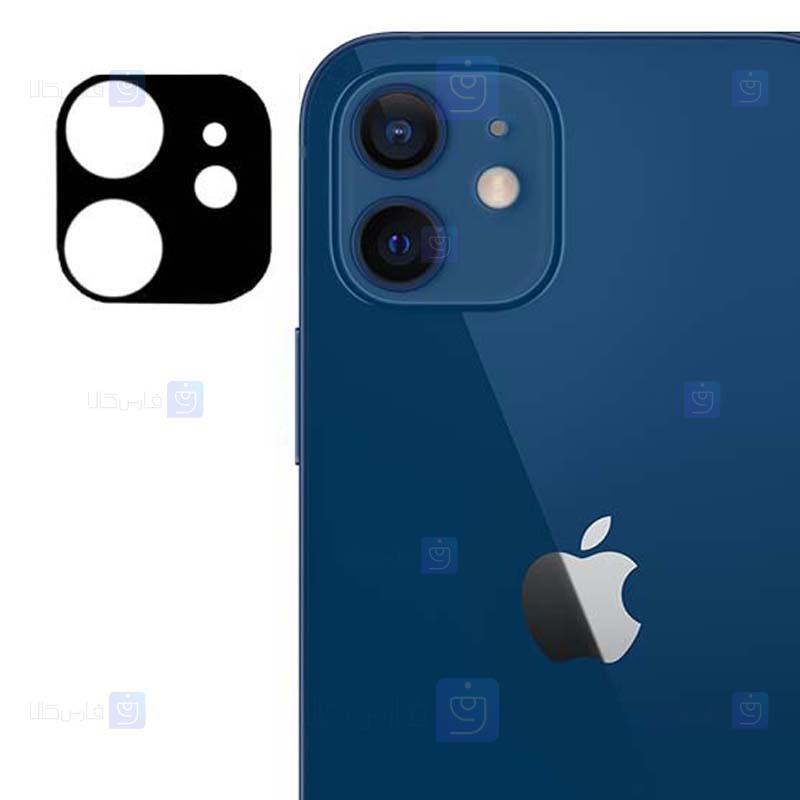 محافظ لنز فلزی دوربین موبایل اپل Alloy Lens Cap Protector For Apple iPhone 12