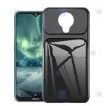 قاب فیبر کربنی اتوفوکوس نوکیا AutoFocus Beetle Case For Nokia 6.2