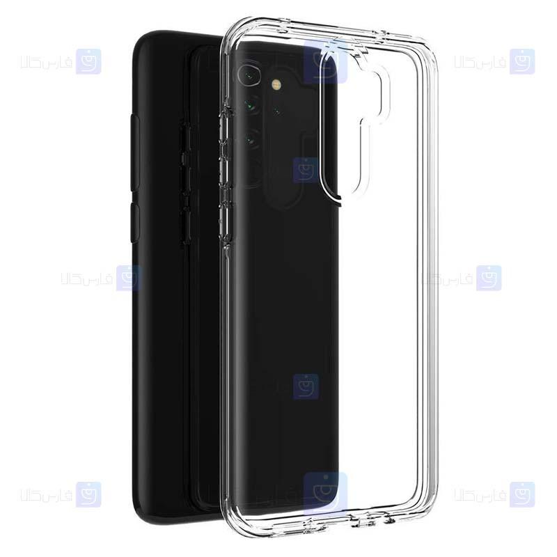 قاب محافظ شیشه ای- ژله ای شیائومی Belkin Transparent Case For Xiaomi Redmi 9