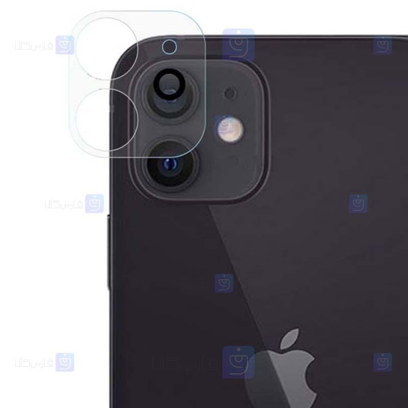 محافظ لنز شیشه ای دوربین اپل Camera Lens Glass Protector For Apple iPhone 12 Mini
