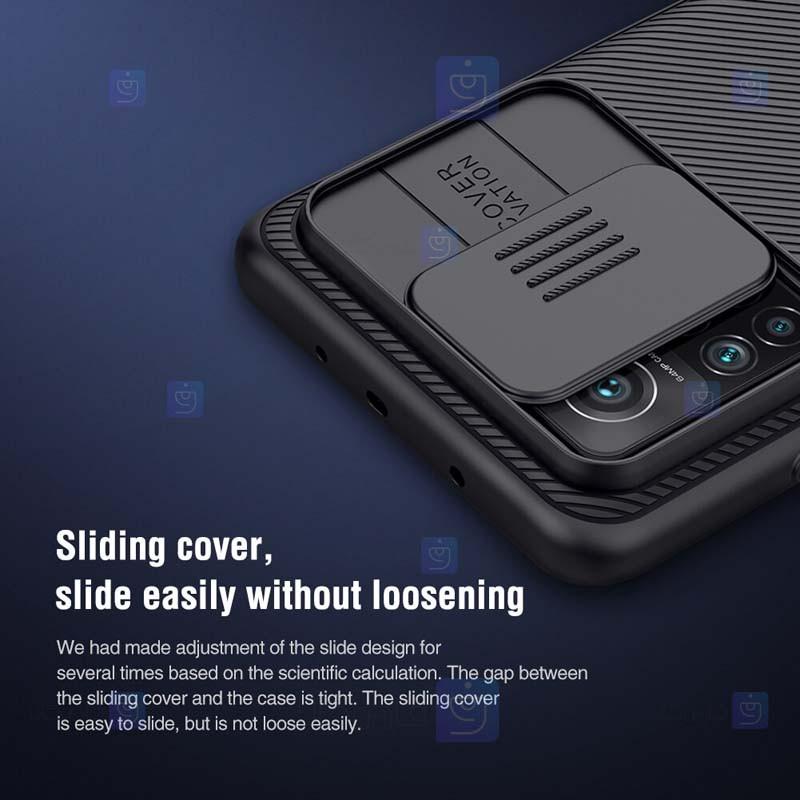 قاب محافظ نیلکین شیائومی Nillkin CamShield Case for Xiaomi Mi 10T 5G