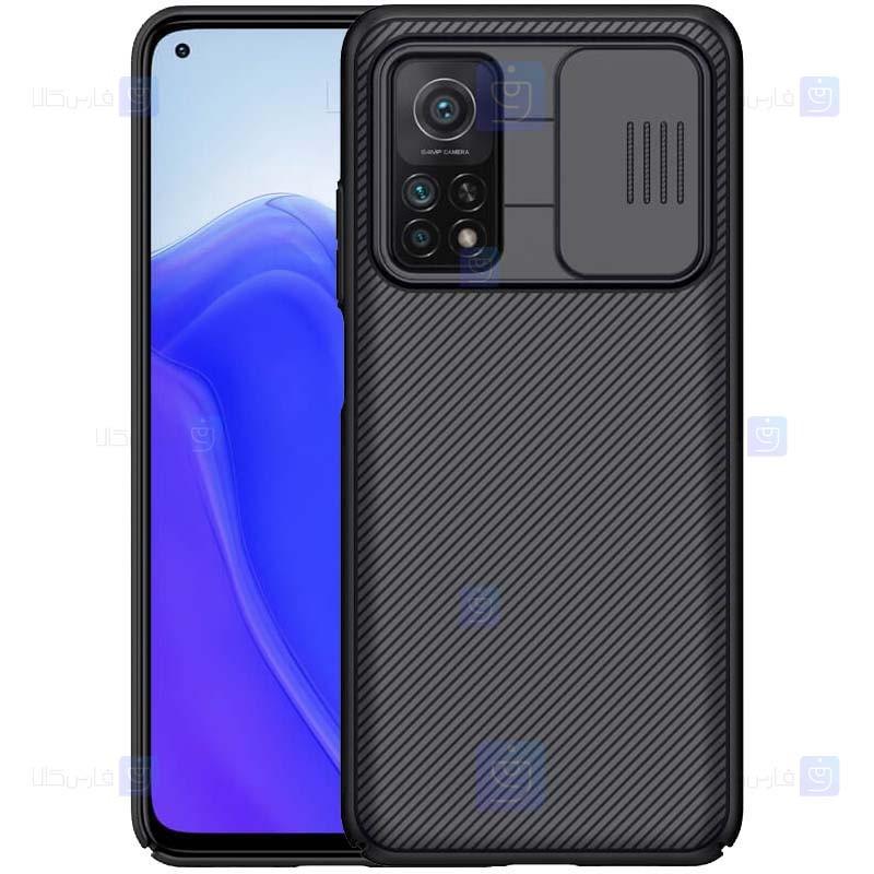 قاب محافظ نیلکین شیائومی Nillkin CamShield Case for Xiaomi Mi 10T Pro 5G