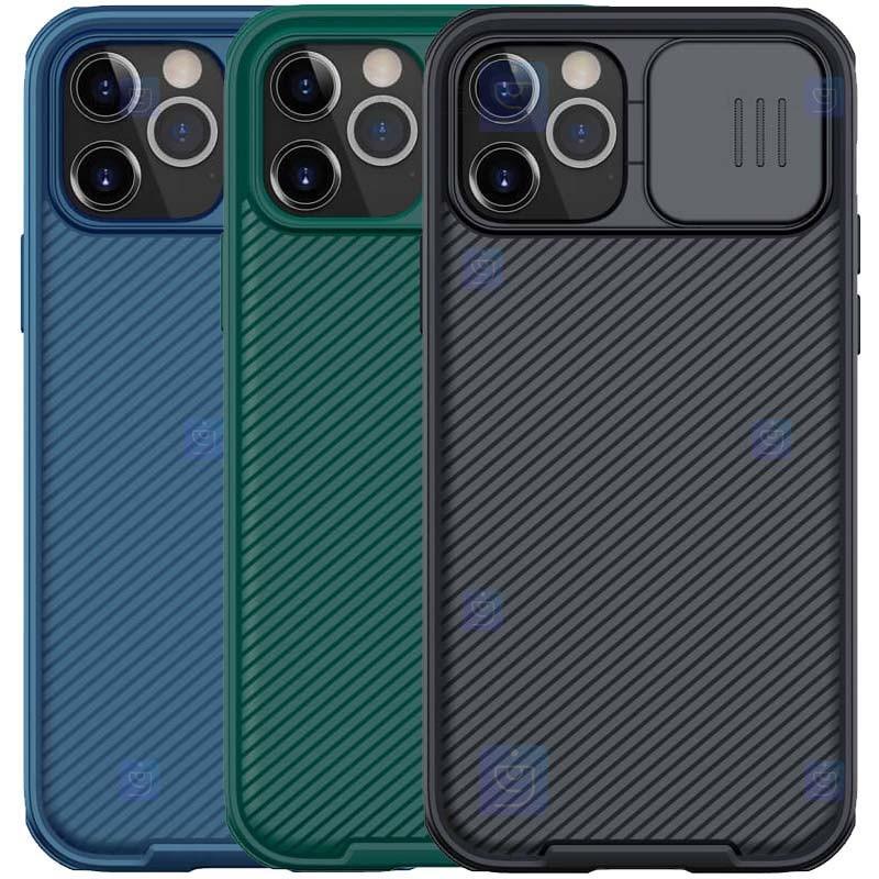 قاب محافظ نیلکین اپل Nillkin CamShield Pro Case for Apple iPhone 12 Pro
